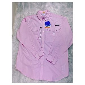 Columbia, Men's PFG Bonefish Long Sleeve Shirt.